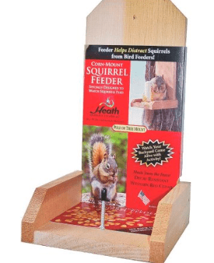 Heath Outdoor Products 903 Squirrel Feeder review