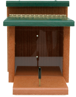 Woodlink Squirrel Munch Box Feeder review
